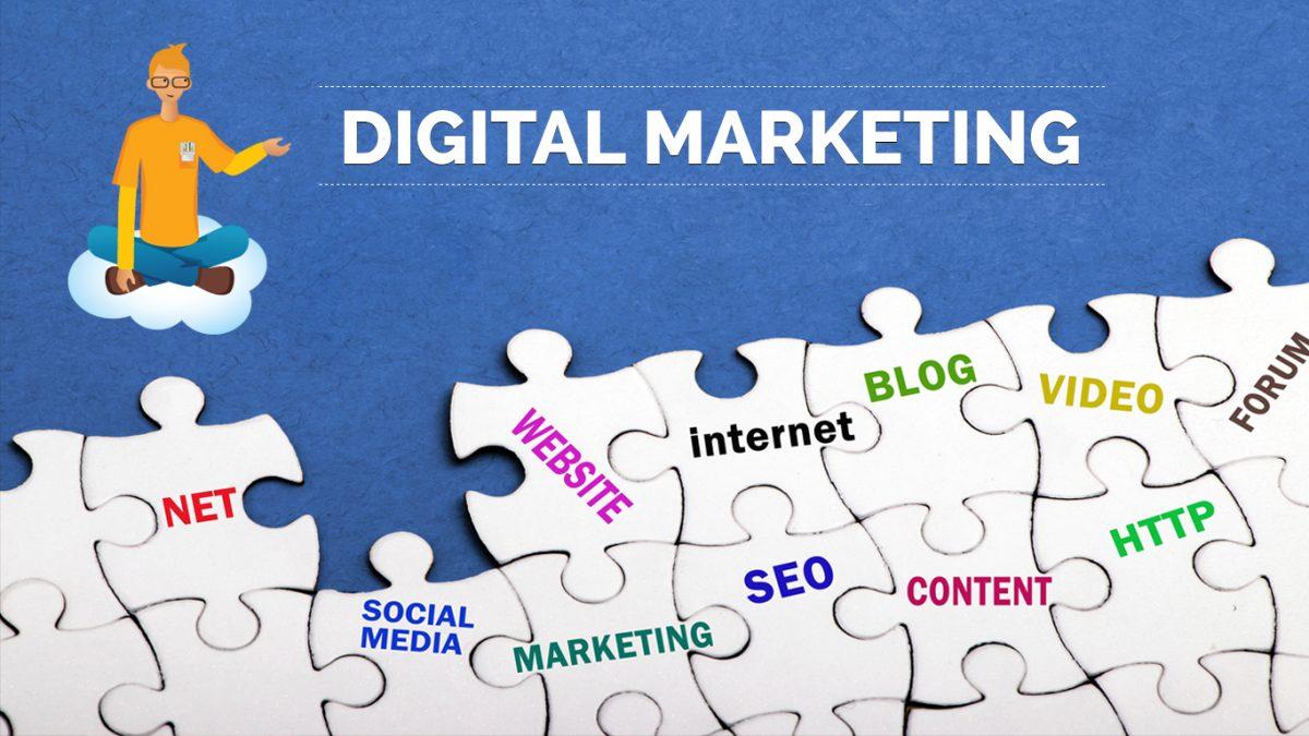 konsep pemasaran digital marketing