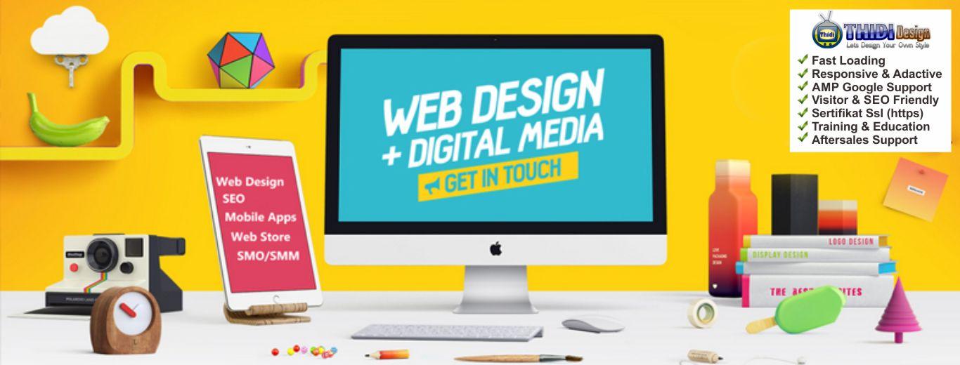 jasa pembuatan website & SEO