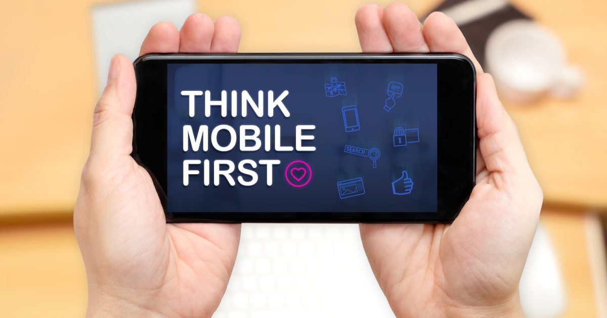 metode mobile-first index google
