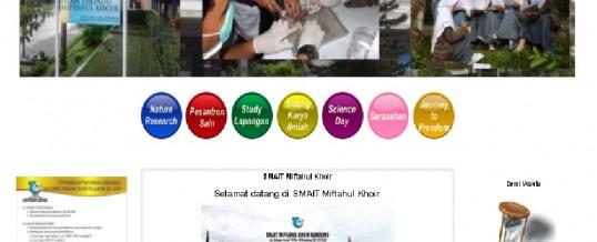 SMAIT MiftahulKhoir