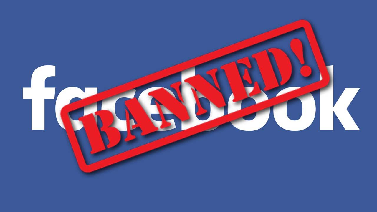 Akun FB Rentan Kena Banned