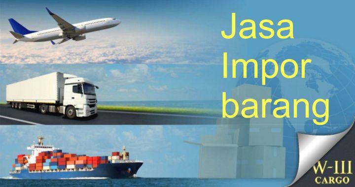 Sejarah we3cargo sebagai perusahaan jasa import barang
